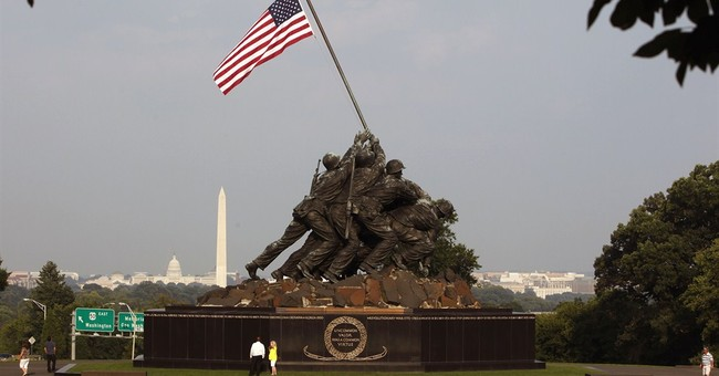 Remembering Iwo Jima