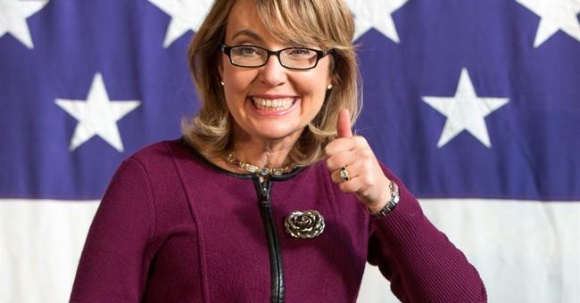 Gabby Giffords Starts Nine-State Gun Control Tour