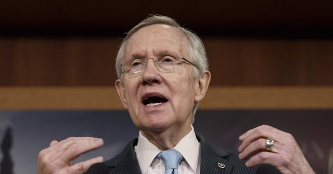 "Harry Reid on Obamacare Horror Stories: ""All of Them Are Untrue"""