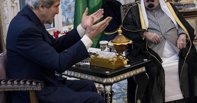 Obama late to the Realpolitik Table in Saudi Arabia