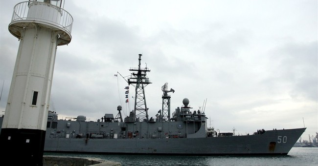 There's a Petition to Name the Next Navy Ship 'USS The Deplorables'