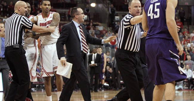 NCAA Juicing Basketball