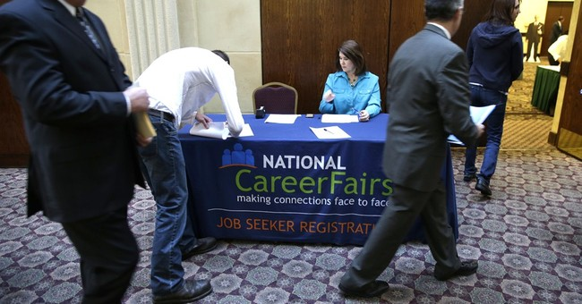 192, 000 Jobs Added in March but Wages Fall
