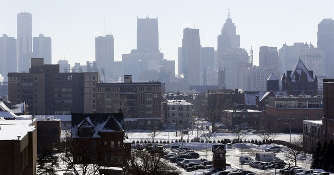 Detroit Retirees Asked to Pay for Decades of Democrat Government