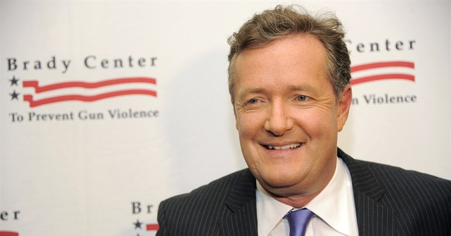 Piers Morgan Thinks Britain Won Two World Wars