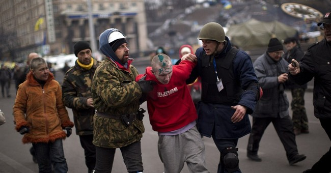 Ukrainian Uprising is a Rebellion, Not a Revolution