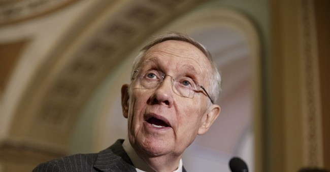 "Harry Reid: No ""Koch Head"""