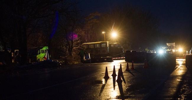Civil War Lurking in Ukraine?