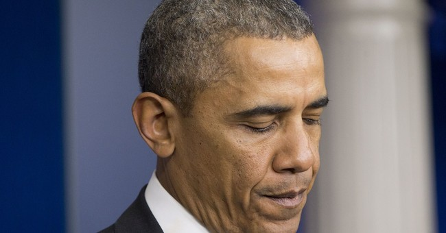Crash: Obama Approval on Foreign Policy Plummets to 33 Percent in Ugly New Poll