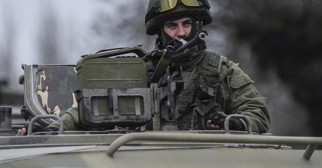 Russia Tells Ukraine: Give Up Your Military Forces or Face Force