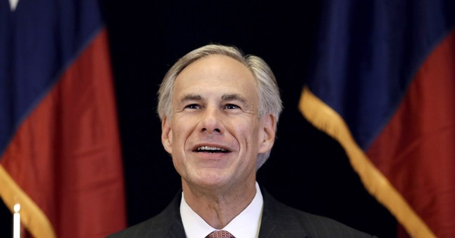 Confirmed: Why Yes, a Texas Voting Machine DID Leave Greg Abbott Off the Ballot