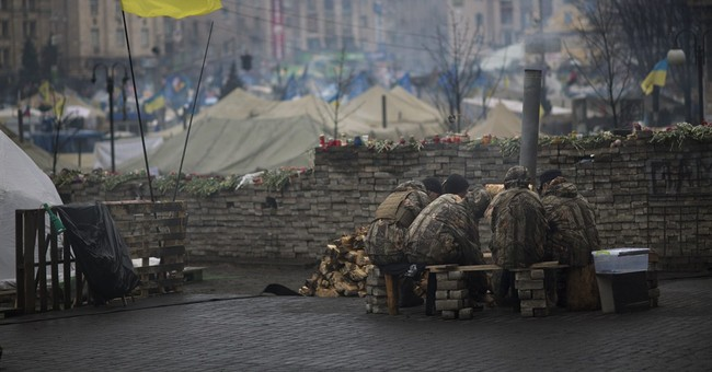 Our Irrelevance in Ukraine