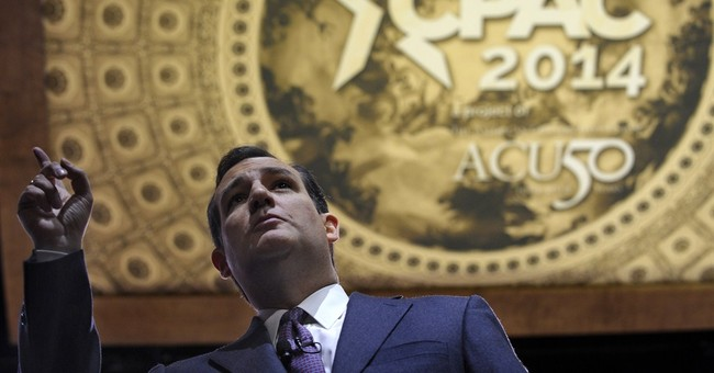 Video: Cruz, Christie, Rubio, Ryan Address CPAC in Potential 2016 Preview