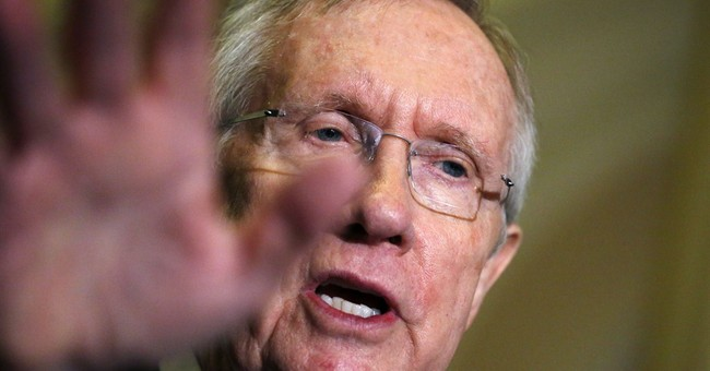 "Reid: I ""Never Said a Word"" About Those Obamacare Horror Stories Being Lies"