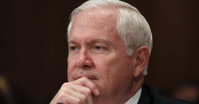 Bob Gates and Politics
