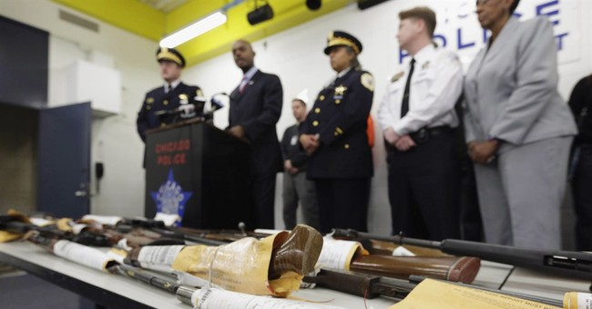 Chicago Fights Gun Rights, and Loses