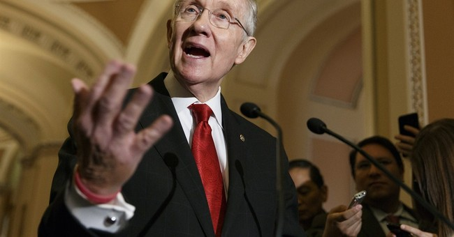 Harry Reid: The Koch Brothers Are Causing Climate Change