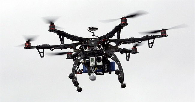Harmless Drones Get Federal Flak