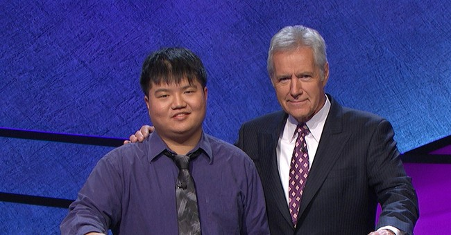 Here's Why Alex Trebek Got Choked up at Last Night's 'Final Jeopardy'