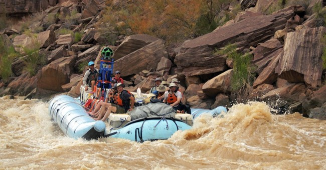 The River Wild: New Report Details History of Sexual Misconduct On Colorado River By Park Service Employees