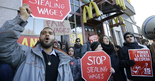 Union Minimum Wage Push is Anti-Business, Not Pro-Worker