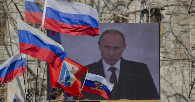 Options for Confronting Putin's Three Cold Facts