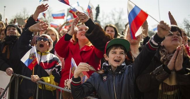 Don't Blame Putin; Blame Russia