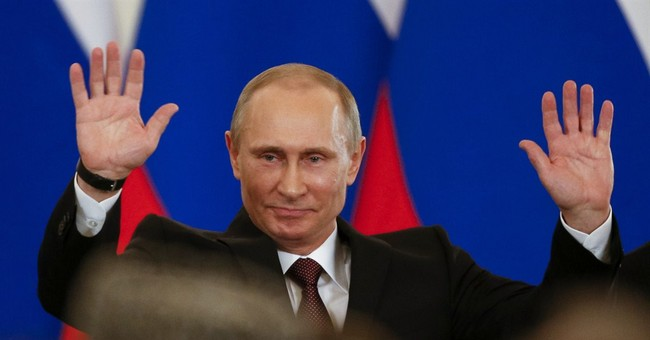 Obama's Diplomatic Dance with Putin is a Sad Sock Hop