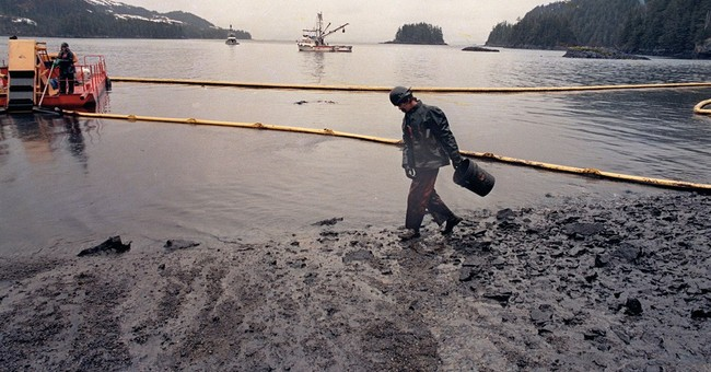 Oil Spills and Propaganda Ploys