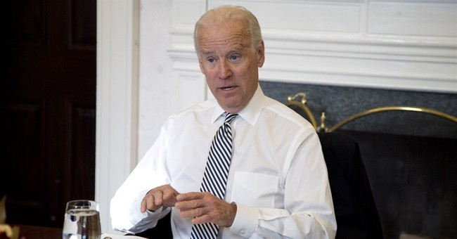 "Biden: ""I Can't"" Think of a Reason Why I Shouldn't Run For POTUS"
