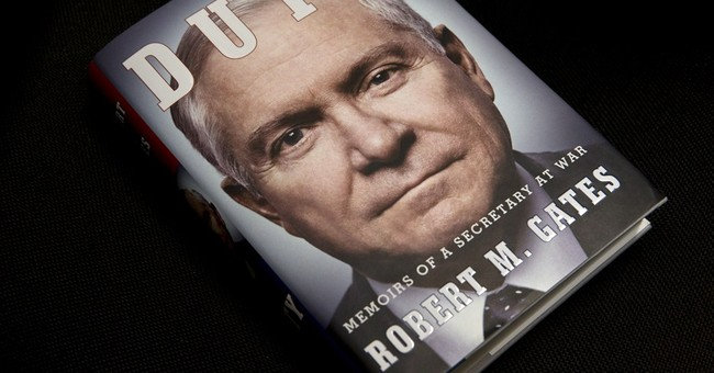 Robert Gates Speaks Out