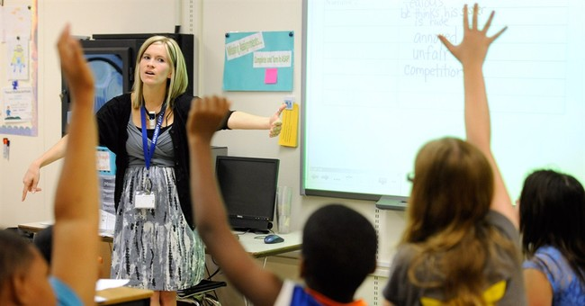 Proposed Common Core Standards Omit 'Liberty' From America's Founding Principles