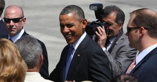 Obama's Overtime Gambit