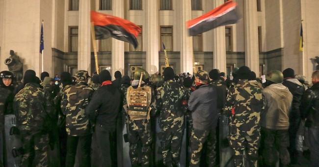 "Ukraine Reaches ""Kamikaze"" Deal With IMF"