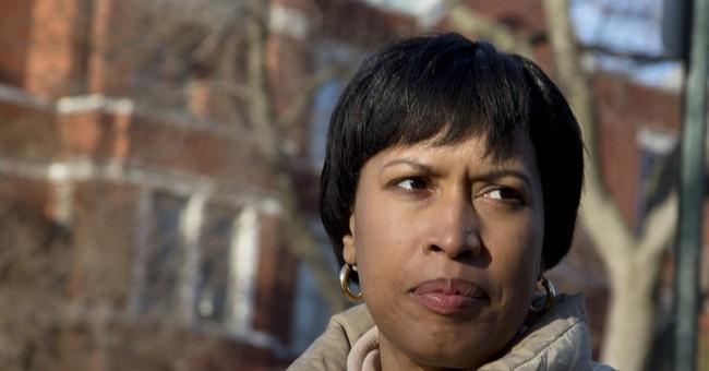 D.C. Mayor Denies Violating Her Mask Mandate at Indoor Wedding, Photos Show Otherwise