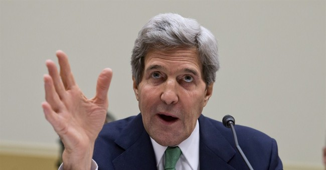 Smart Power: Kerry, WH Split on Syria Policy's Failure