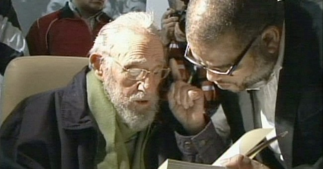 Fidel Castro Finally Appears in Public
