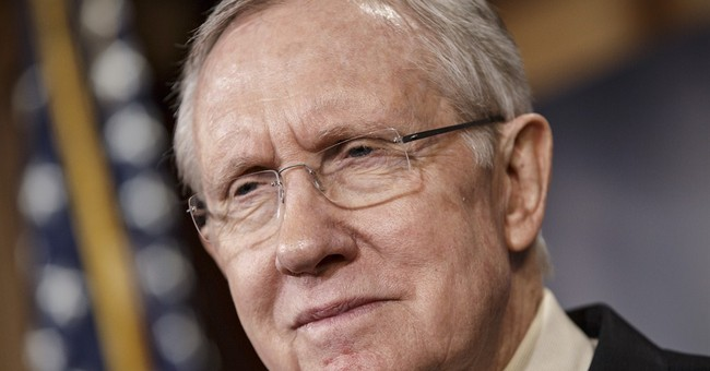 Democratic Think Tank Study Finds Harry Reid and Senate Dems are Responsible for Gridlock