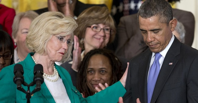 Member of Obama's Council of Economic Advisers Admits White House 77 Cents Pay Gap Claim Is Bogus