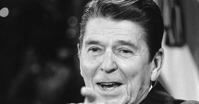Reclaiming Reagan's Economic Voice