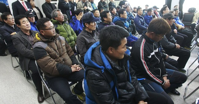 'A living hell' for disabled slaves on South Korean islands