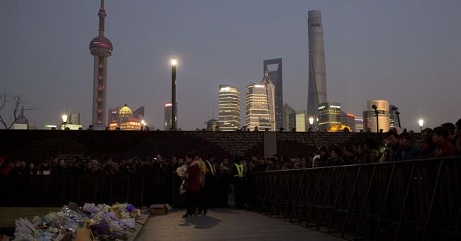 New Year's stampede leaves 36 dead, 47 injured in Shanghai