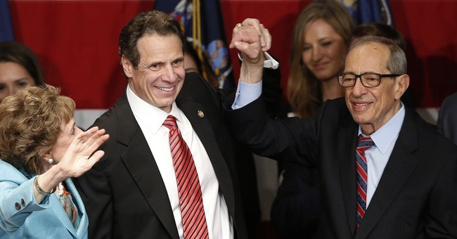 Cuomo's death marks the passing of a liberal lion