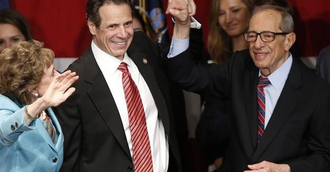 Ex-NY Gov. Mario Cuomo, famed for oratory, dies at 82