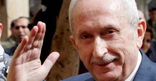 Former Lebanese PM Karami dies at 80