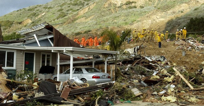 Residents commemorate 10th anniversary of deadly landslide