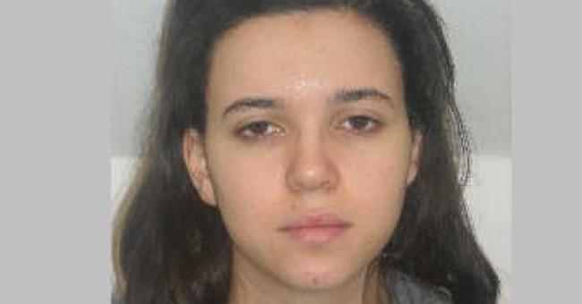 French police seek slain terror suspect's widow