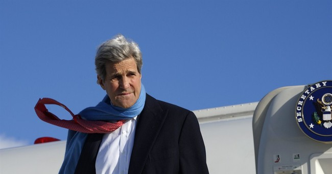 Kerry in India to push commercial ties with US