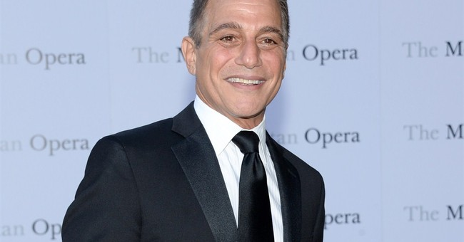 Tony Danza makes Broadway very personal