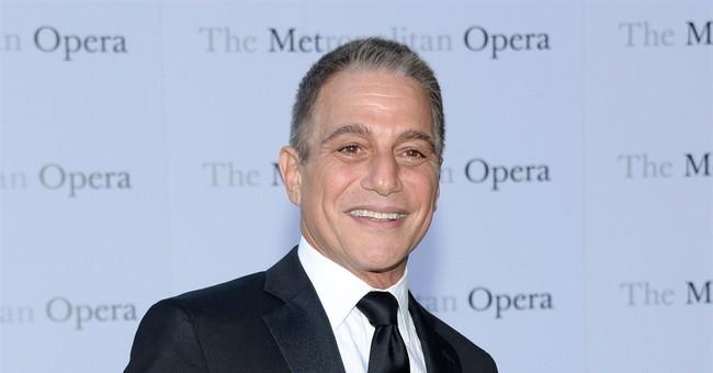 Tony Danza makes Broadway very personal